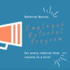 It's Here! Our Employer Referral Program